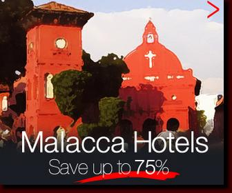Malacca hotel booking